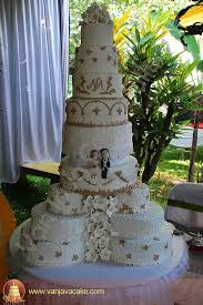 wedding cake bogor vanjava cake wedding anniversary cakes