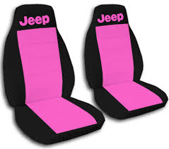pink jeep interior nice jeep seat covers on interior decor vehicle ideas with jeep
