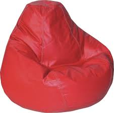 Big Joe Lumin Chair Furniture Nice Bean Bag Chair Design With Red Avocado Shape For