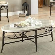 faux marble coffee table marble coffee table set faux marble top coffee and end table set