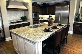 kitchen island with granite granite top kitchen island with seating corbetttoomsen