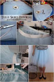 how to make tulle skirt easy 30 minute tulle skirt tutorial gun ramblings