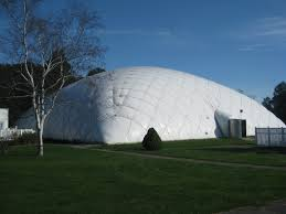 the indoor oaklane bubble is back u2013 two soft clay tennis courts