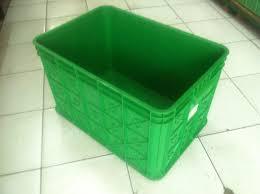 Jual Keranjang Container Plastik Bekas jual keranjang plastik distributor beli eksportir importir