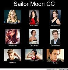 Cc Memes - sailor moon cc meme generator what i do