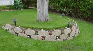 create tree rings with verdura plantable blocks verdura