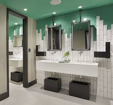 bathroom tile designs photos bathroom tile design idea stagger your tiles instead of ending