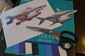 shark themed birthday party invitations lou lou girls