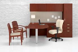 Nice Office Furniture by Modern Nice Office Table And Chairs With Wooden Table Beside Black