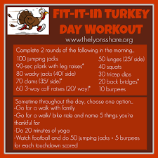 thanksgiving football turkey fit it in turkey day workout and runners u0027 weak areas