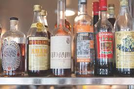 amaro italian bistro bar sactown magazine a selection of amaro liqueurs the restaurant s namesakes line the bar photo