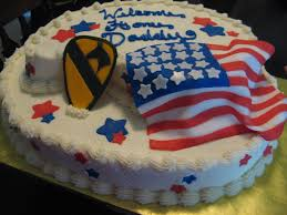 welcome home cake military deployment my cake creations cake