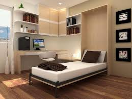 comfortable bedroom design with murphy bed kit lowes homesfeed