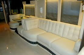 Rv Renovation by Villa Sofas Rv Renovations By Classic Coach Works