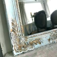 Ornate Bathroom Mirror Large Shabby Chic Mirror Akapello