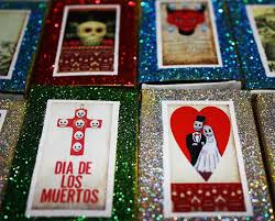 mexican wedding favors day of the dead wedding favors