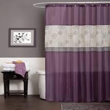 Shower Curtain Track Hooks Bathroomtemporary Shower Curtain Rods Rod Modern Chrome Track