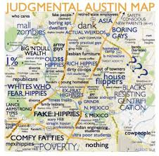 Ut Campus Map Judgmental Austin Map Austin And Beyond Pinterest Austin Map