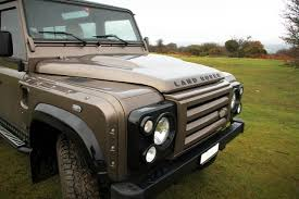 land rover discovery soft top 430 hp ls3 powered land rover defender by wildcat