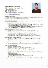 Best Career Objective In Resume For Freshers by Resume Format Nursing Student Resume Format Template Microsoft