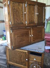 Vintage Hoosier Cabinet For Sale Estate Tag Sale Inside Private Home In Clarksville Tn Starts On
