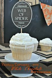 vanilla cupcakes with white chocolate buttercream the kitchen mccabe