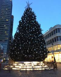 when is the christmas tree lighting in nyc 2017 south street seaport s christmas tree lighting is today spoiled
