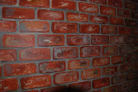 Painting A Wall To Look Like Brick The Cottage Trompe L U0027oeil