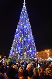 christmas tree marathon in ukraine the best of western ukraine