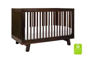 Espresso Convertible Crib Babyletto Hudson 3 In 1 Convertible Crib Espresso N Cribs
