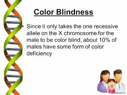 Chromosome Color Blindness Iv Human Autosomal Genetic Diseases Who Cares About Pea Plants