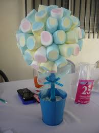 bautizo centerpieces arreglos de mesa para baby shower wedding
