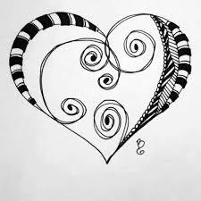 angel whispers art zen doodling