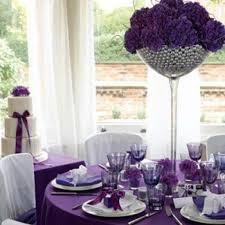 centerpiece ideas for wedding simple purple wedding centerpiece ideas ipunya