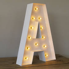 white light up letters shop light up marquee on wanelo