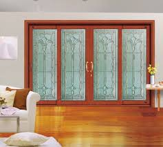 wooden and glass doors amazing design of modern sliding glass doors elegant interior