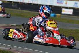 up to speed jake hughes karting mag
