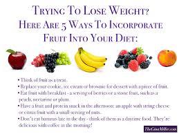 does too much fruit make you fat gina miller u0027s blog