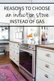 why i removed gas and put an induction stove in my kitchen the