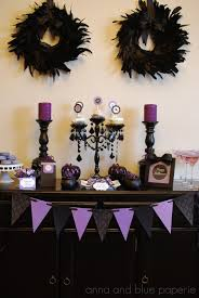 black trees for halloween 60 easy halloween crafts best diy halloween craft ideas for your