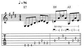 master arpeggios in just five easy steps tab guitarplayer com