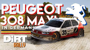peugeot 308 touring little big peugeot dirt rally peugeot 308 maxi in germany