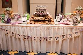 wedding cookie table ideas letha s blog royal blue and white wedding cupcake tower choc