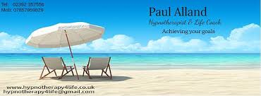 Hypnotherapy Business Cards Home Paul Alland Hypnotherapist Life Coach