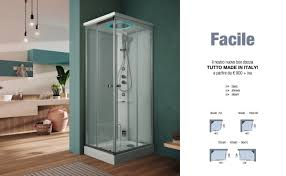 doccia facile box doccia economici a prezzi di fabbrica la nuova cabina doccia