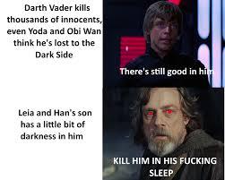 Luke Meme - luke in tlj sequelmemes
