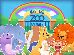 meet the zoo animals educational game for kids android apps on
