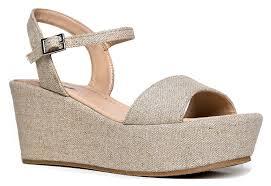 Platform Heels Comfort Amazon Com Women U0027s Platform Sandal Comfort Platform Wedge Open