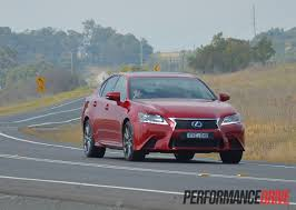 lexus sport sedan 2012 2012 lexus gs 450h f sport review video performancedrive
