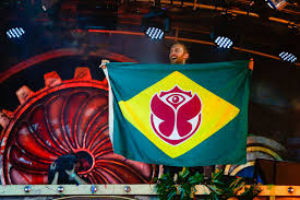 David Guetta Bad David Guetta Tomorrowland Belgium 2014 Day 3